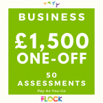 FLOCK Business Company Culture Assessment Pay-As-You-Go