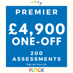 FLOCK Premier Company Culture Assessment Pay-As-You-Go x200