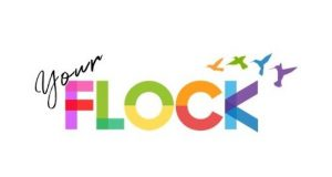 The Your FLOCK logo